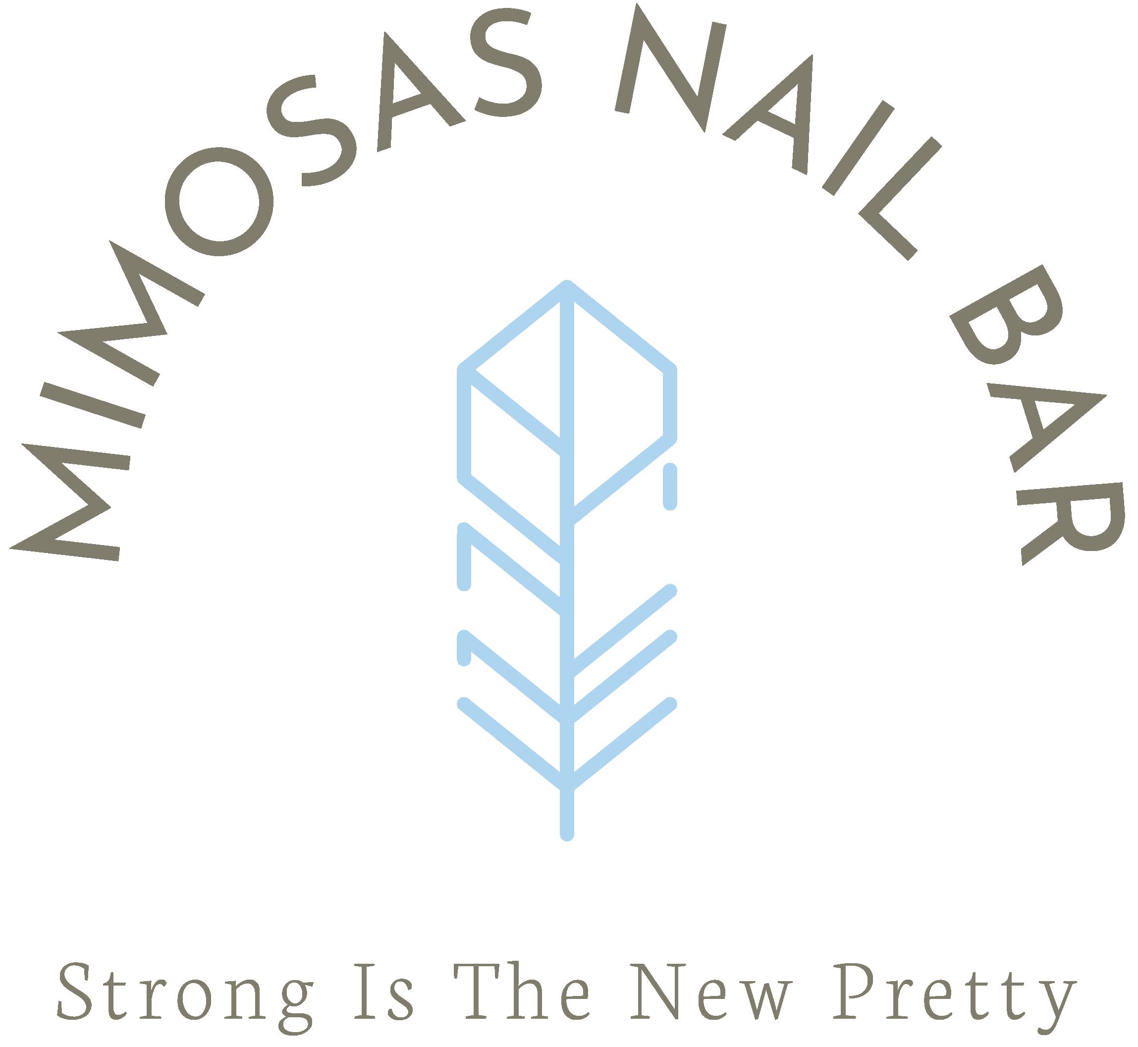Mimosas Nails